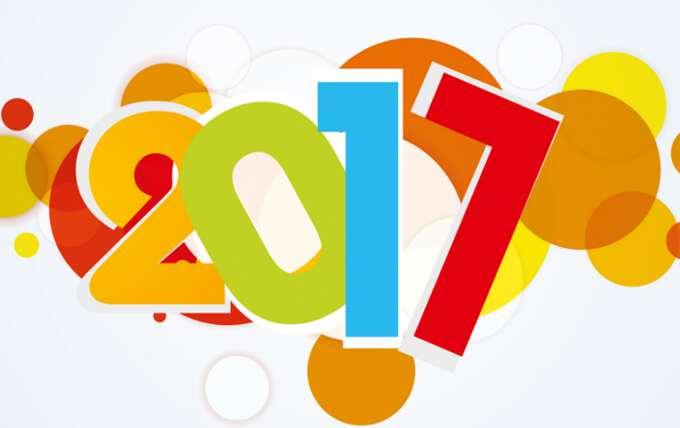 число нового года