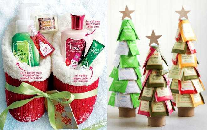 Как собрать новогодний подарок самому себе