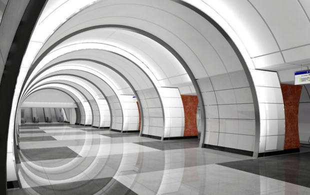 Схема метро Москвы со строящимися станциями 2017-2020 год