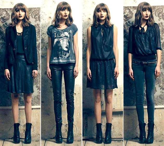 молодежной моды тенденции