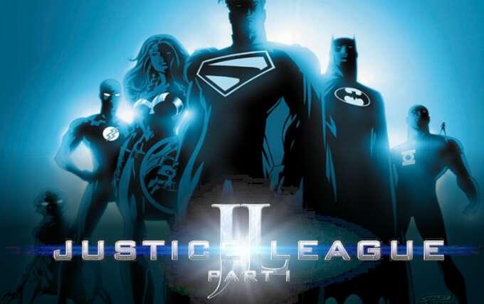 Ліга справедливості 2017 року (Частина 1) і Стражі законності Всесвіту