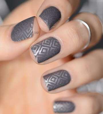 лак серого цвета sl-5