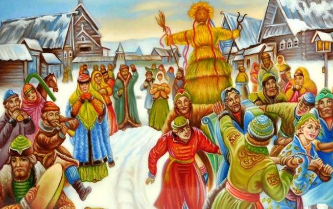 Свято Масляної в 2017 році