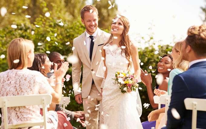 Свадьба в каком месяце лучше 2017