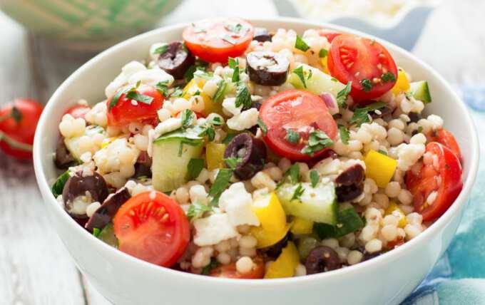 Ливанский рецепт Табуле
