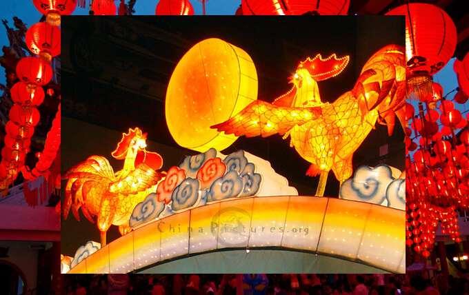 празднование в Китае