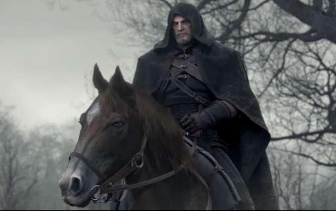 кадр из трейлера к фильму Ведьмак 3