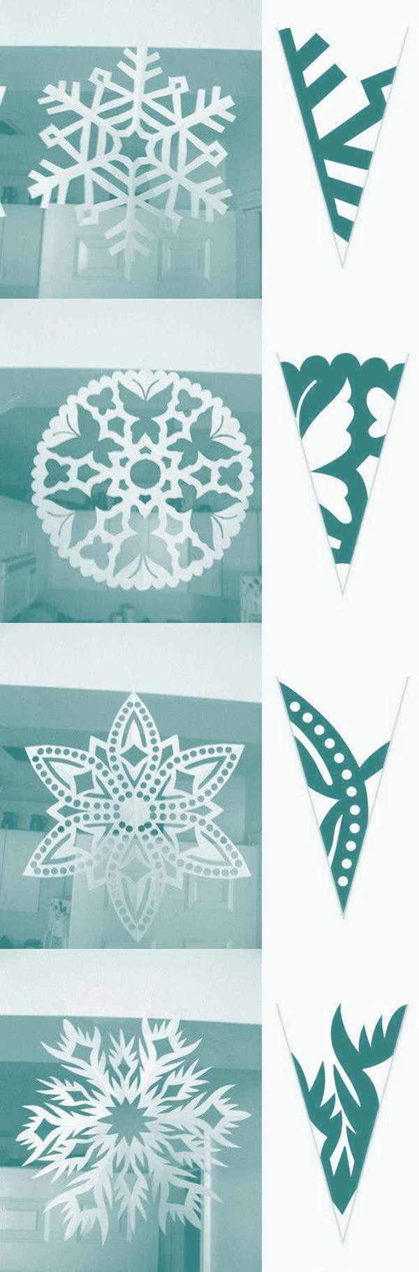 4 шаблона красивых узоров