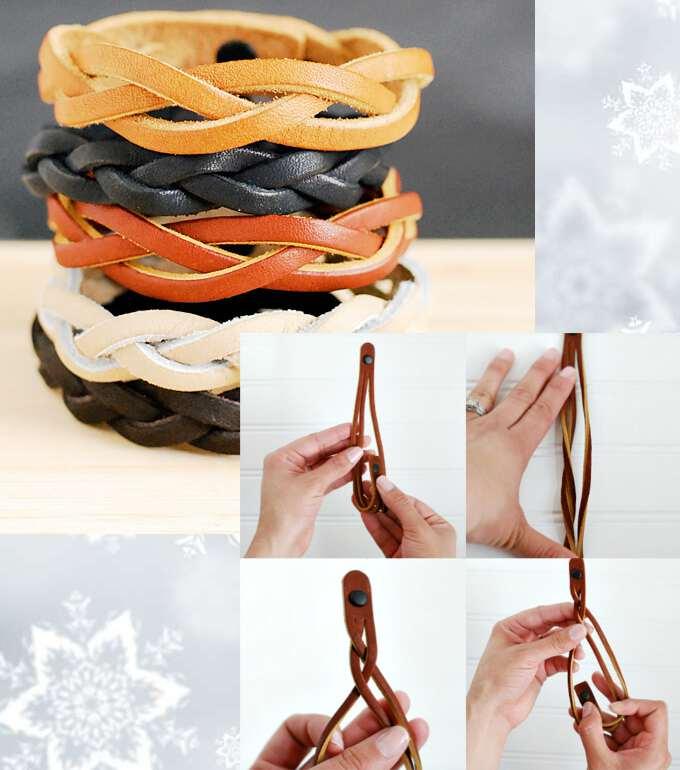 Создание мужских браслетов своими руками 19