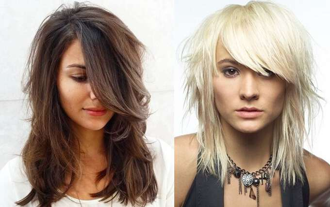 Стрижки на средние волосы видео смотреть