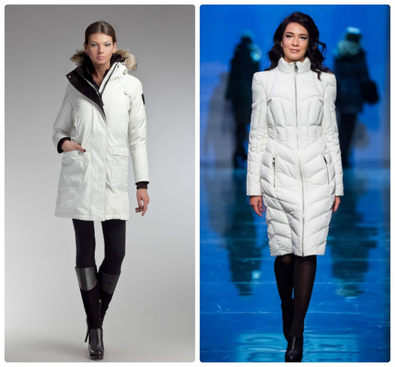 белые модели 2