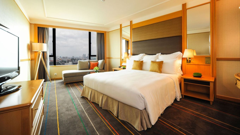 номер в отеле Riverside Hotel Saigon