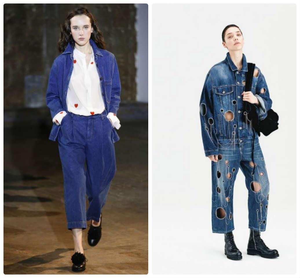 Женские джинсы мода 2017