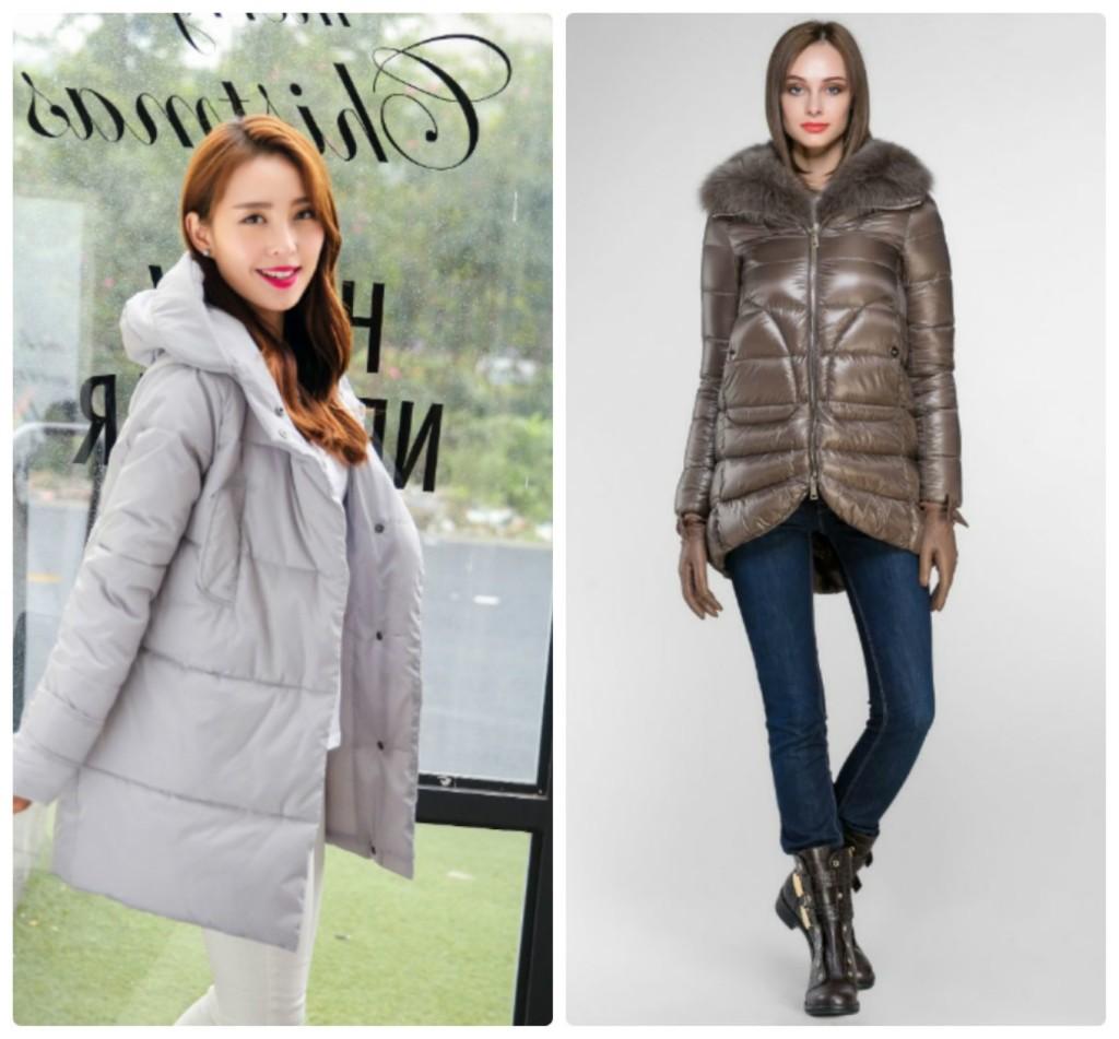 Мода зима 2018 куртки фото женская
