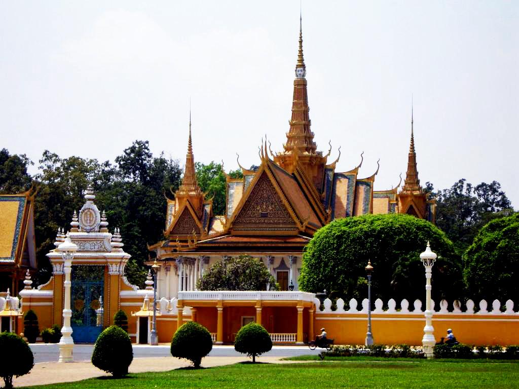 Храм в таитянском стиле