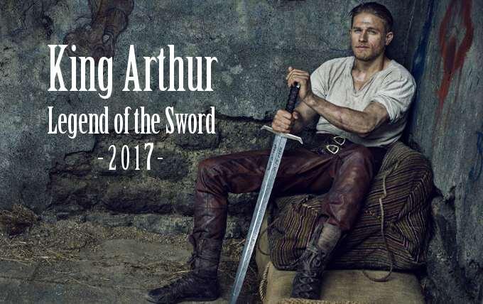 постер к фильму Меч Короля Артура