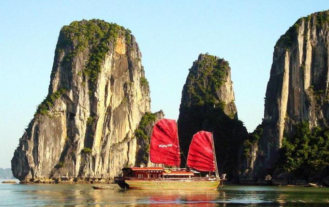 новогодний Вьетнам