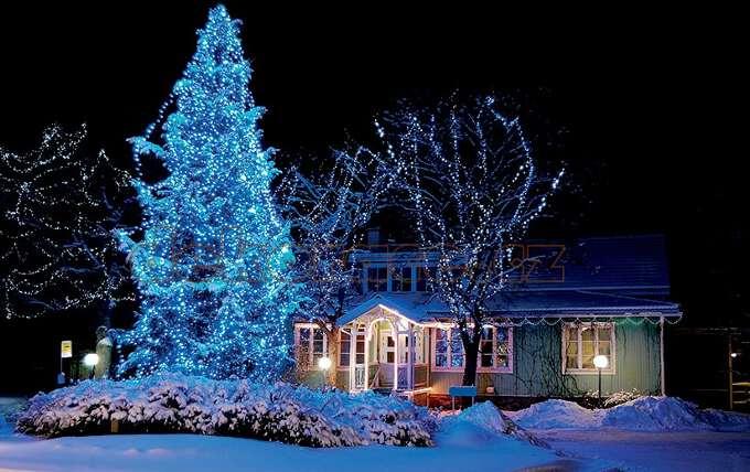 Зустрічаємо Новий рік 2017 у Фінляндії, на батьківщині Санта Клауса