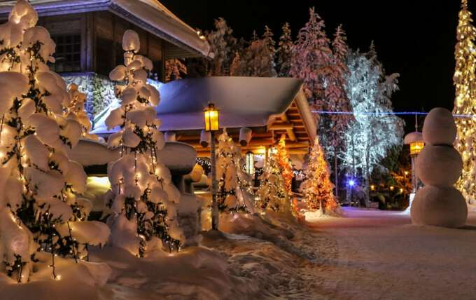 Новий рік в Карелії 2017казкова атмосфера за доступною ціною