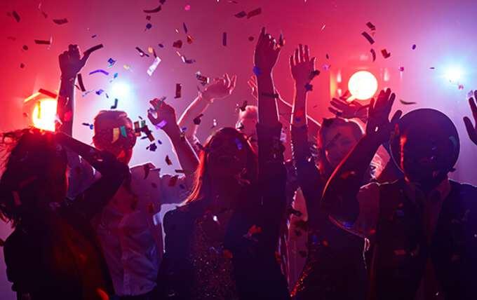 танцы и конкурсы