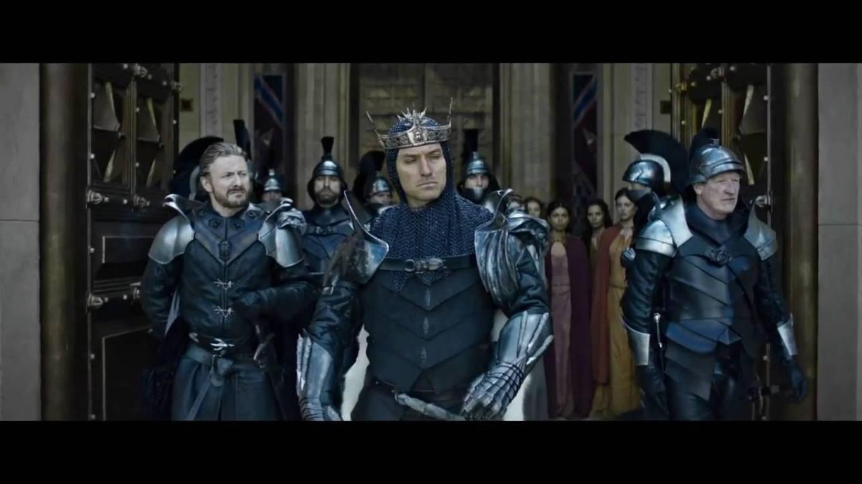 шествие короля