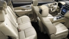 задние пассажирские сидения Nissan Murano