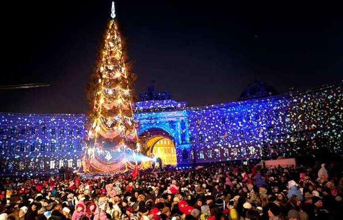 Новый год 2017 в Санкт-Петербурге: туры, цены, фото