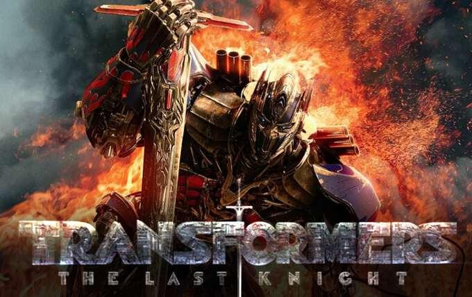 постер к фильму Трансформеры 5