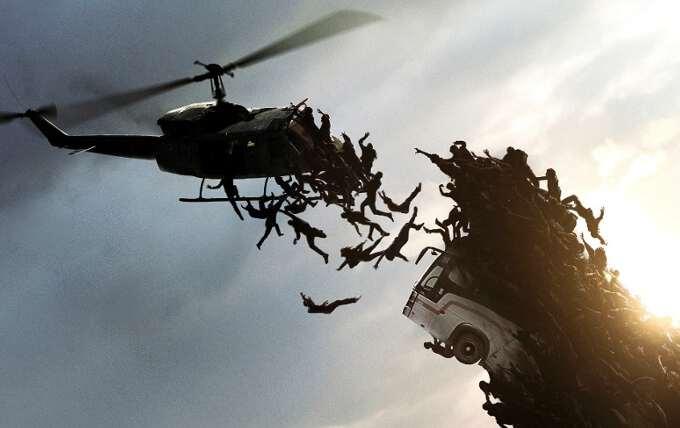 кадр из трейлера к фильму Война миров Z 2
