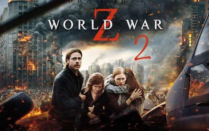 «Війна світів Z 2» (2017) чого чекати від нового зомбі-блокбастера?