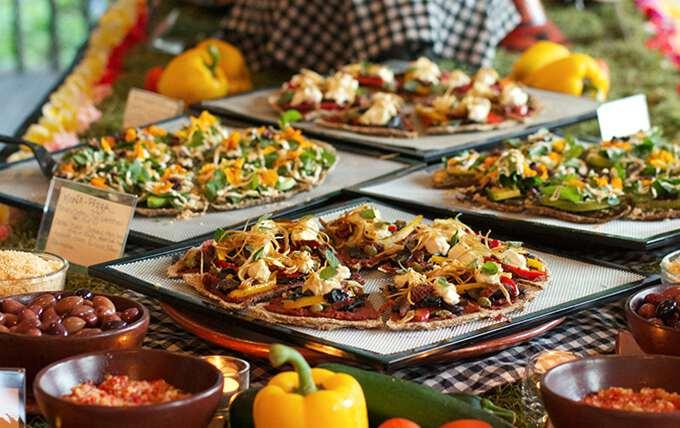 блюда традиционной кухни Бали