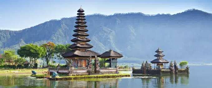 достопримечательность Бали
