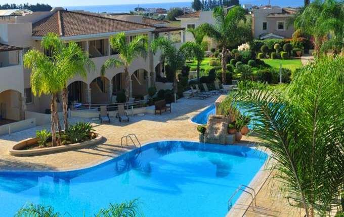 отель Aphrodite Sands Resort
