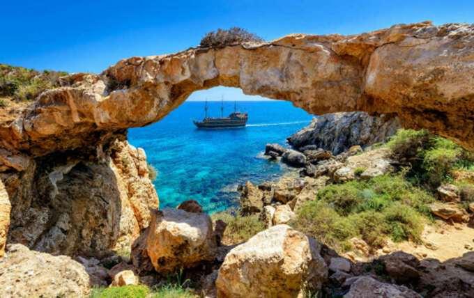 Відпочинок на Кіпрі в 2017 році