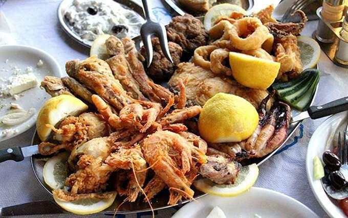 блюда средиземноморской кухни
