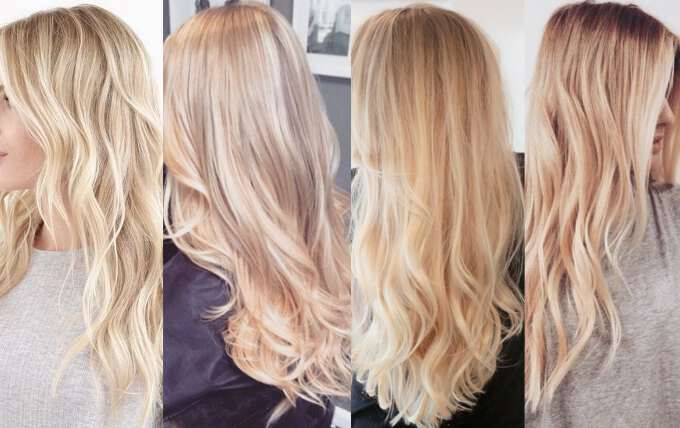 натуральный блонд 16-06