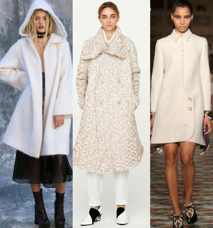 Пальто весна 2017 женские из модных