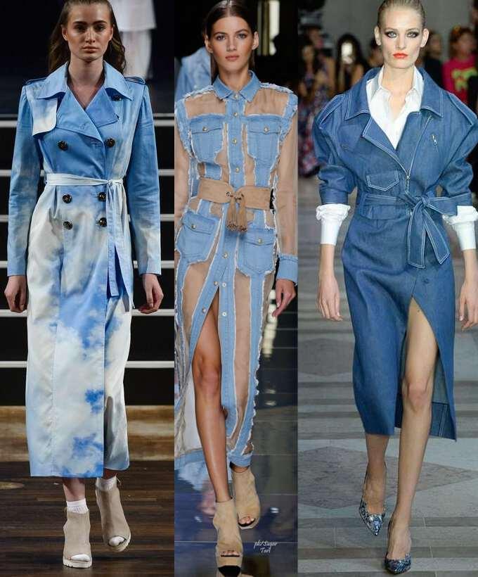 джинсовые модели 11-18