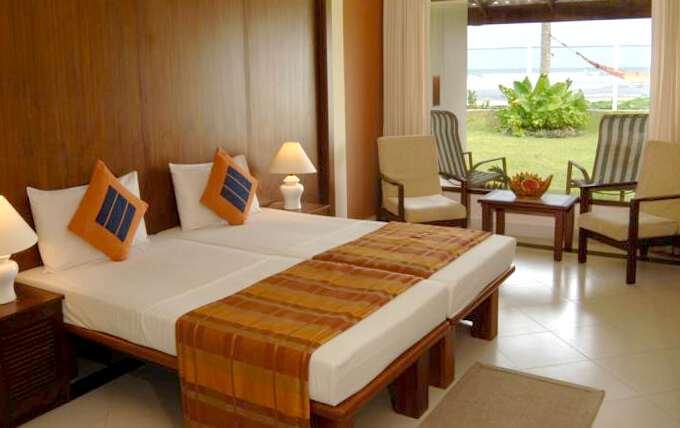 номер в отеле Coral Sands Hotel