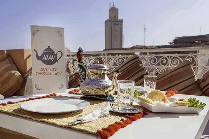 Ресторан Atay Cafe – Food