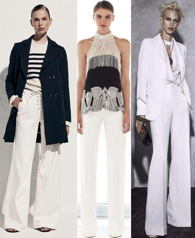 Фото модные женские брюки