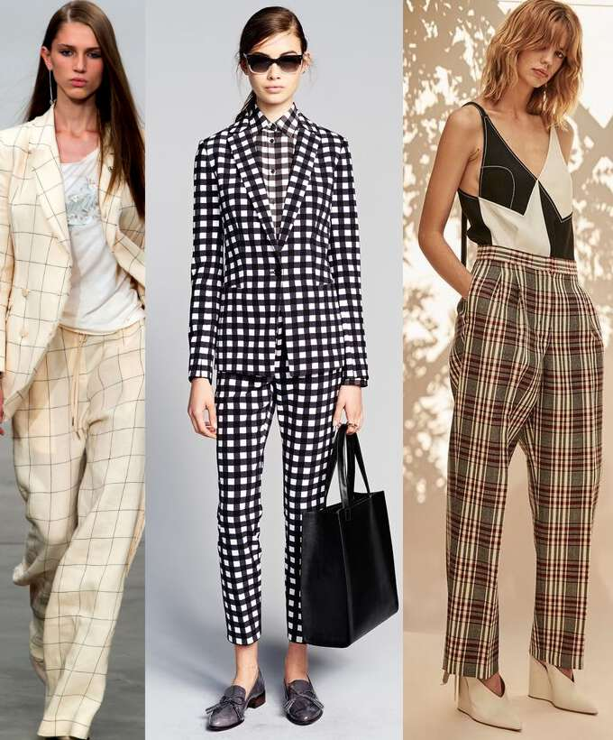 Классические брюки женские 2017