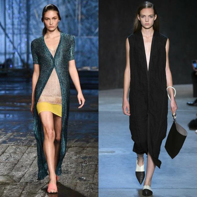 Последние модные тенденции кардиганов