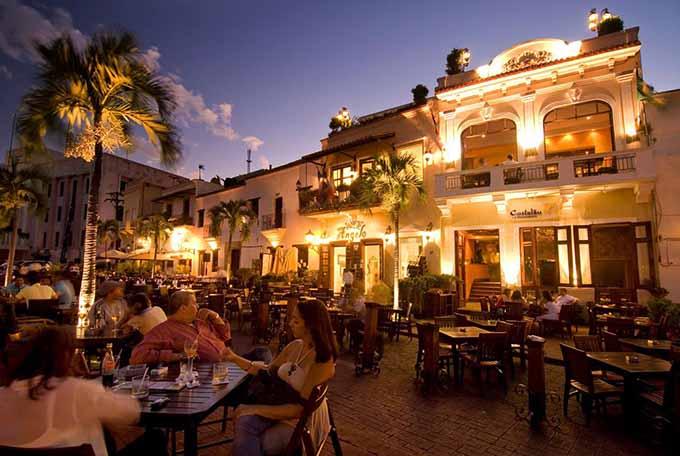 Карибская и средиземноморская кухня