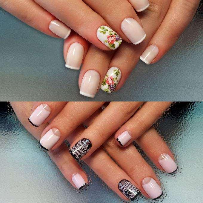 Актуальные слайдеры на ногтях