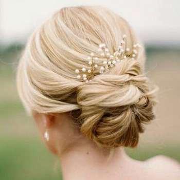 фото укладки для невесты 100-17
