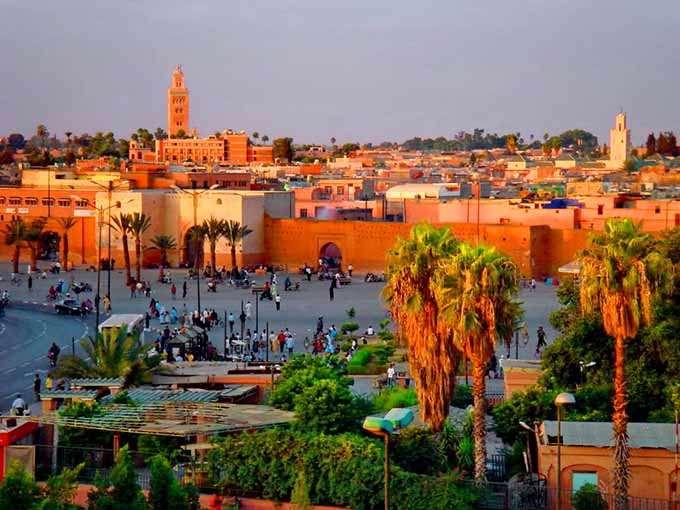 Удивительные экскурсии в Марокко