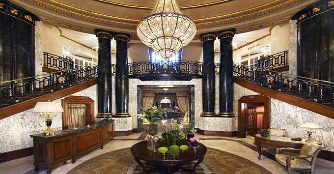 Топовый отель El Palace Hotel