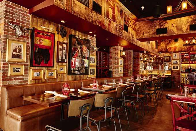 Ресторан Tinto y Tapas
