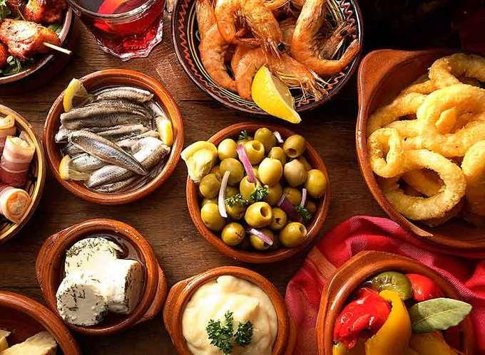 Вопрос питания на Крите